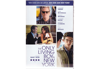 The Only Boy Living in New York - DVD