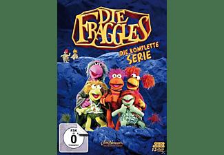 Die Fraggles - Komplettbox DVD