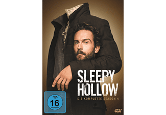 Sleepy Hollow - Staffel 4 DVD
