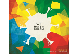 Brussels Jazz Orchestra & Tutu Puoane - We Have A Dream CD