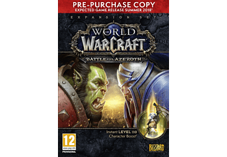 World of Warcraft: Battle for Azeroth UK PC