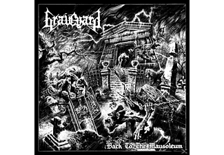 Graveyard (spain) - Back In The Mausoleum - (CD)
