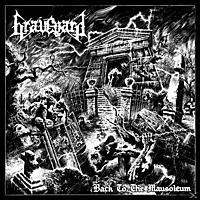 Graveyard (spain) - Back In The Mausoleum [CD]