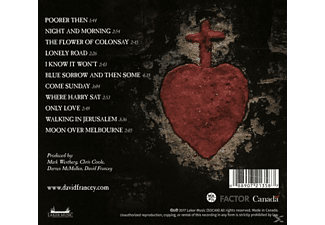 David Francey - The Broken Heart Of Everything  - (CD)