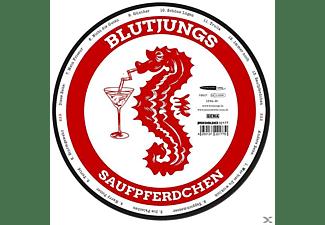 Blutjungs - Saufpferdchen (Lim.Pic.LP/+4c-Folder)  - (Vinyl)