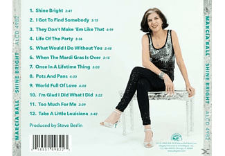 Marcia Ball - Shine Bright  - (CD)