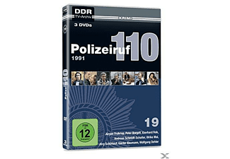Polizeiruf 110 - Box 19: 1991 DVD