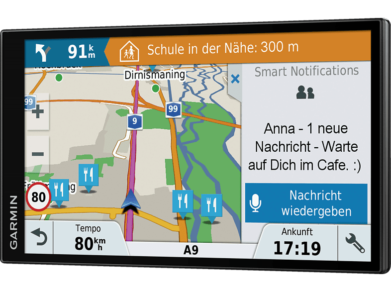 GARMIN DriveSmart 61LMT D EU PKW Europa