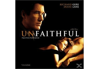 VARIOUS - Unfaithful [Original Motion Picture Soundtrack] - (CD)