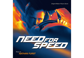 Furst Nathan - Need for Speed - (CD)