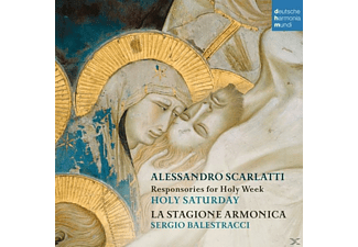 Sergio Balestracci - Easter Responsori o.t.Holy Week-The Holy Saturday - (CD)