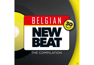 VARIOUS - Belgian New Beat  - (CD)