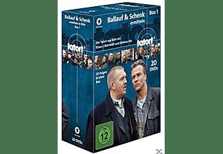 Tatort-Ballauf & Schenk Ermitteln DVD