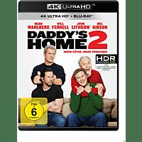 Daddy's Home 2 - Mehr Väter, mehr Probleme! [4K Ultra HD Blu-ray + Blu-ray]