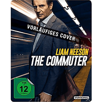 The Commuter Blu-ray