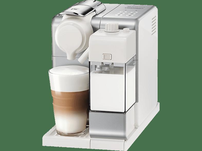 DELONGHI EN560.S Nespresso Lattissima Touch Kapselmaschine, Silber