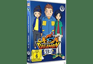 Digimon Frontier - Vol. 2 (Episoden 18-34) DVD