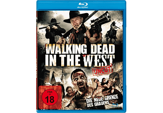 Walking Dead In The West-Uncut Edition Blu-ray