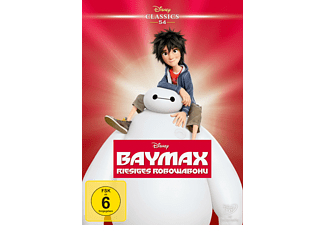 Baymax - Riesiges Robowabohu (Disney Classics)  DVD