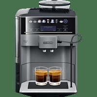 SIEMENS TE651509DE EQ.6 Plus S100 Kaffeevollautomat Schwarz/Titanium metallic