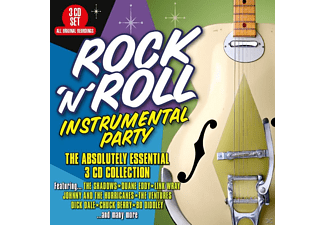 VARIOUS - Rock'N'Roll Instrumental Party  - (CD)