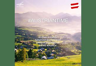 New Moscow Ensemble - #Austriantime  - (CD)