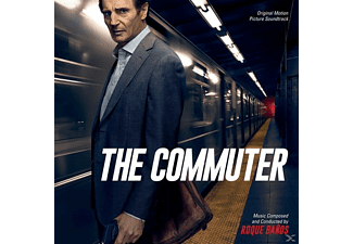 Roque Banos - The Commuter - (CD)