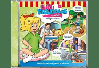 Bibi Blocksb.erzählt - Folge 6: Tiergeschichten  - (CD)