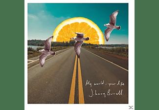 Johnny & Zazou Borell - My World  - (Vinyl)