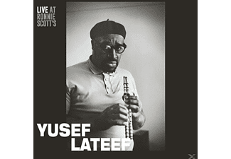 Yusef Lateef - Live At Ronnie Scott's  - (CD)