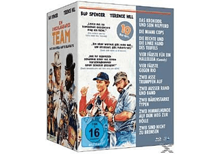 Spencer / Hill: 10er Bluray-Box Blu-ray