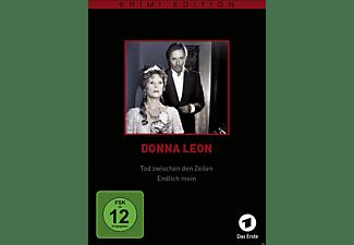 Donna Leon: Tod zwischen den Zeilen / Endlich Mein DVD