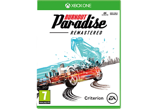Burnout Paradise Remastered für Xbox One