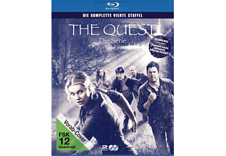 The Quest - Die Serie - Staffel 4 Blu-ray