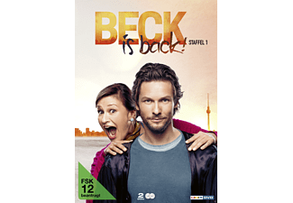 Beck is back-Staffel 1  DVD