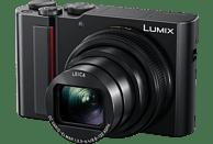 PANASONIC Lumix DC-TZ202 LEICA Digitalkamera Schwarz, 20 Megapixel, 15x opt. Zoom, TFT-LC, WLAN