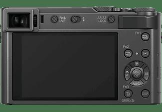 PANASONIC Lumix DC-TZ202 LEICA Digitalkamera Silber, 15x opt. Zoom, TFT-LC, WLAN
