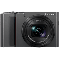 PANASONIC Lumix DC-TZ202 LEICA Digitalkamera Silber, 20 Megapixel, 15x opt. Zoom, TFT-LC, WLAN