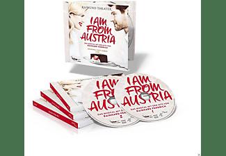 Lukas Perman, Iréna Flury, Elisabeth Engstler, Andreas Steppan - I am from Austria û Original Cast A  - (CD)