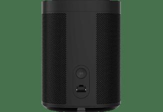 SONOS One Smart Speaker App-steuerbar, Ja, Schwarz