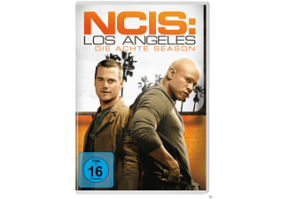 Navy CIS Los Angeles - Season 8 - (DVD)