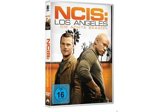 Navy CIS Los Angeles - Season 8 DVD