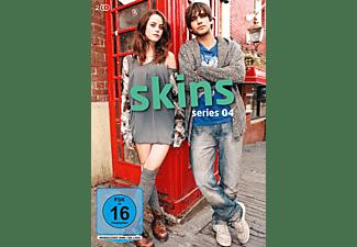 Skins - Hautnah - Staffel 4 DVD