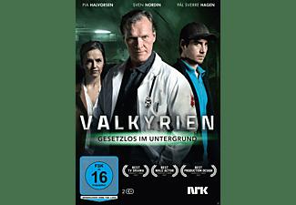 Valkyrien - Gesetzlos im Untergrund - Staffel 1 DVD