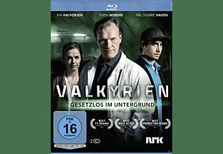 Valkyrien - Gesetzlos im Untergrund - Staffel 1 Blu-ray