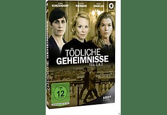 Tödliche Geheimnisse – Teil 1&2 DVD