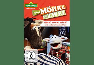 Sesamstraße präsentiert: Eine Möhre für Zwei - Schlaf, Wolle, schlaf! und andere Geschichten DVD