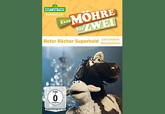 Sesamstraße präsentiert: Eine Möhre für Zwei - Roter Rächer Superheld und andere Geschichten DVD