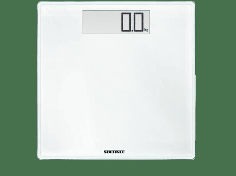 Soehnle digitale Personenwaage Style Sense Comfort 100, g