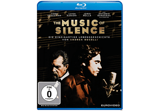 The Music of Silence - (Blu-ray)